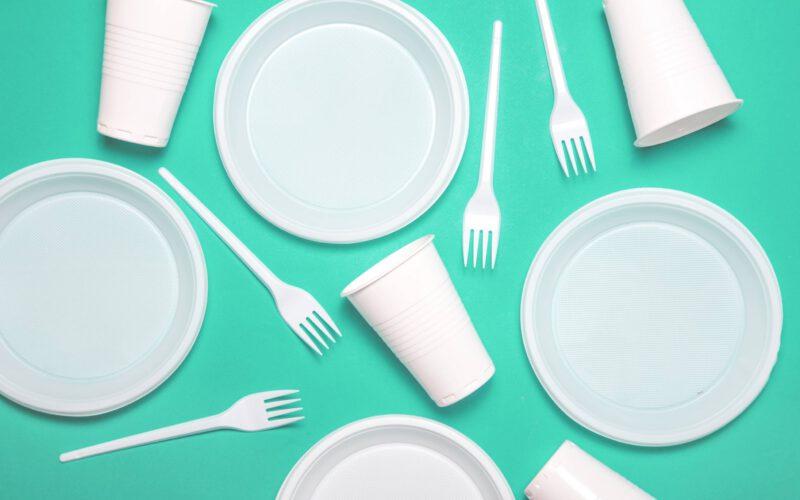 plastic tafelkleed